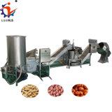 Calefacción eléctrica automática Máquina de fritura de maní de anacardo y sus 304 Precio de la máquina de fritura de maní
