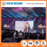 Das Bekanntmachen Miet/reparierte video Bildschirm der Wand-LED