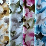 Ткань софы драпирования тканья жаккарда конструкции цветка