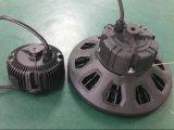 Industrial circular 150W LED al aire libre de la lámpara de luz de alta UFO Bay