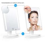 BSCI, Wca, ppc, Wal-Mart fábrica certificada, espejo de maquillaje de LED/espejo con aumento Espejo de 10X Spot