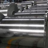 Dx51d 0,4mm médios quente revestimento de zinco da bobina de aço galvanizado