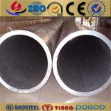Pipe ronde en aluminium industrielle/tube carré/tuyauterie rectangulaire/tuyauterie ovale