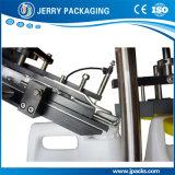 Fabrik-Zubehör-automatische Spindel-runde Plastikschutzkappen-schraubende u. mit einer Kappe bedeckende Maschine