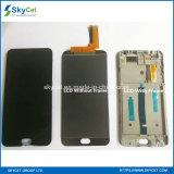 Tela de toque do indicador do LCD para as peças de recolocação do LCD da nota de Meizu M2