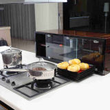 De Nieuwe Keukenkast van de Lak van de Douane van Welbom