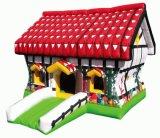 党、スーパーマーケットの弾力がある家の警備員の弾力がある城のジャンパーの跳躍の城のためのInflatalbeの家