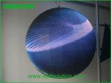 신제품 구체 발광 다이오드 표시 P4.8 LED 공