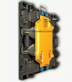 ライト級選手640X640mm使用料(P5、P6.67、P8)のためのダイカストで形造るLED表示パネルかボード