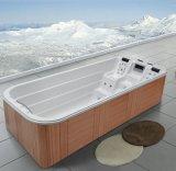 STATION THERMALE extérieure de bonne qualité de syndicat de prix ferme de bain du jacuzzi 2016 à la mode neuf (M-3350)