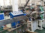 Plastikrohr-Trinkhalm, der Maschine herstellt