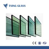 Low-E revestidos de vidro com isolamento de poupança de energia para a construção