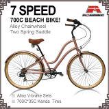 7 Bicycle速度700c浜の巡洋艦の女性