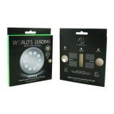 100 % LED solaire lanterne Lanterne solaire 10pcs transparente en PVC Lanterne solaire