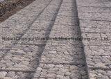 Met een laag bedekt pvc galvaniseerde het Hexagonale Opleveren van de Draad voor het Kanaal van de Rivier
