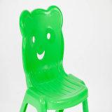 저속한 가구 녹색 플라스틱 쌓을수 있는 학교 의자