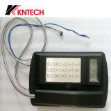 耐候性があるKntechからの電話VoIPの電話Knsp-18LCDを高耐久化しなさい