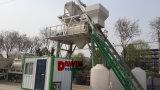 Misturador concreto automático elétrico do eixo Js500 gêmeo
