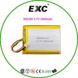 Batterie au lithium polymère batterie Rechangeble pour gagner une grande admiration