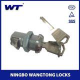 Fechamento da chave do refrigerador da liga do zinco da qualidade superior de Wangtong