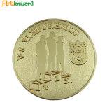 Défi personnalisé Pièce de monnaie avec le laiton estampé