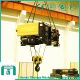 유럽 디자인 3.2 톤 전기 철사 밧줄 호이스트