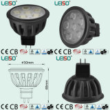 Riflettore di formato standard 500lm MR16 LED (LS-S505-MR16-NWW/NW)