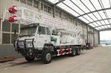 Hft600stのトラックによって取付けられる井戸の掘削装置