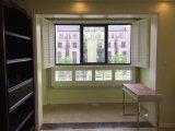 2017 nuevos obturadores interiores de la ventana de la plantación del Basswood de encargo