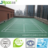 De internationale StandaardOppervlakte van de Sport van de Bevloering van het Hof van het Badminton