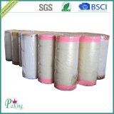 Rodillo enorme de empaquetado auto-adhesivo de la cinta de la fuente BOPP del fabricante de China