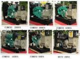 L'essence sauvegardent le groupe électrogène diesel de 160kw Cummins
