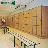 Jialifu 3つの層デザインスタッフの貯蔵用ロッカー