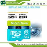 OEM 8GB 종류 10 마이크로 SD 카드 16GB