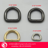 Nuevo anillo en D del diseño de la manera para el bolso y la computadora portátil