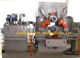 기계를 형성하는 2개의 롤러 롤을 제조하는 농업 관이 없는 바퀴 변죽