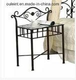 Metallmöbel-Nachtstandplatz-Seiten-Tisch