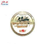 Moneda de prueba modificada para requisitos particulares alta calidad de la insignia