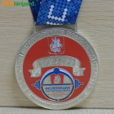 주문 연약한 사기질 포상 메달