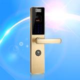 Bloqueo de puerta del reconocimiento de la huella digital (UL-680)
