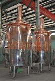 Edelstahl-Bierbrauen-Zuckerbildung-Becken des Bier-Geräts