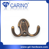 (GDC5001)金属の家具は衣服のホックシリーズのための亜鉛合金のホックを引っ掛ける