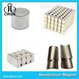 Zeldzame aarde van de Fabrikant van China sinterde de Super Sterke Hoogwaardige de Permanente Brushless Magneet van de Motor/Magneet NdFeB/de Magneet van het Neodymium