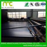 HDPE Geomembrance di THK 0.3-2.5mm usato per la fodera dell'immondizia/tetto/stagno