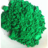 Oxyde de fer synthétique vert pigment 835 5605 pour les Briques