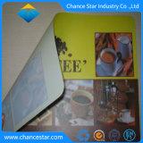 L'impression personnalisés en couleur Table PP mat mat en plastique