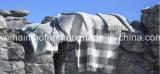 يحاك صوفيّة صاف [مرينو] صوف غطاء رمز ([نمق-وت047])
