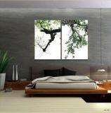 Wand-Kunst-Abbildung-Dekoration -- Landschaftsacrylfarbanstrich