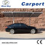 Carport de voiture portable en aluminium extérieur avec polycarbonate (B810)
