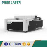 China-Fertigung CO2 Laser-Stich-Ausschnitt-Maschine